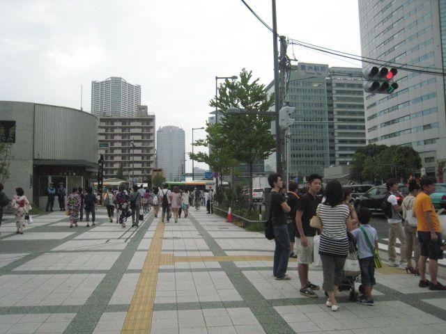 第23回東京湾大華火祭in豊洲(2)