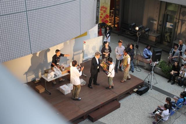 豊洲シエルタワー4周年イベント
