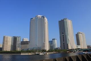 2010年10月の豊洲空間