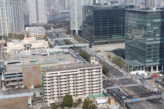 東京マラソンin豊洲2011 その1