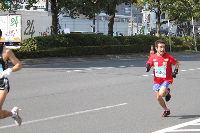 東京マラソン2011in豊洲 その2