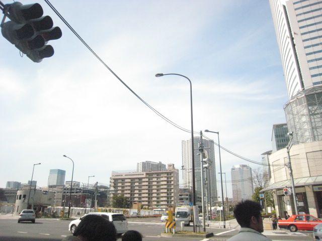 東北地方太平洋沖地震 翌日の豊洲