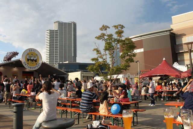 豊洲オクトーバーフェスト 2011最終日