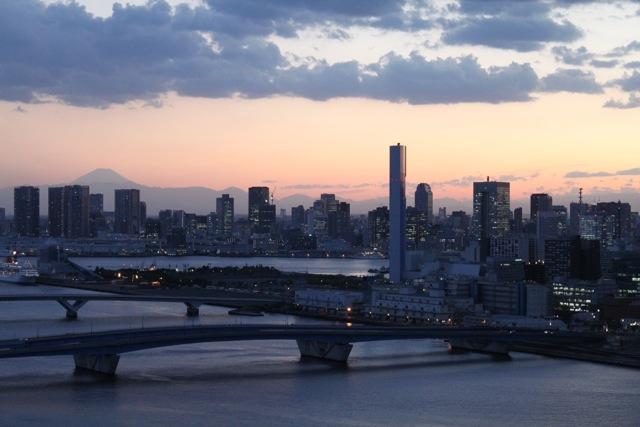 豊洲の黄昏 2011