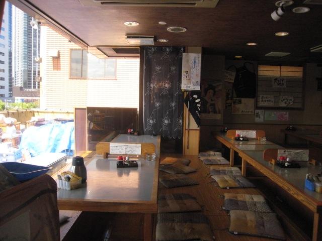 居酒屋いっき 豊洲店でランチ