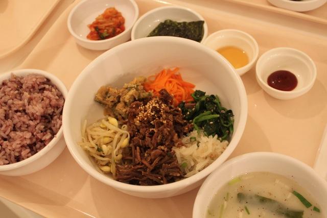 再び、韓国食堂千の花