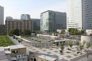 2011年5月の豊洲空間