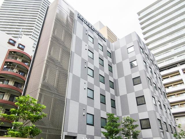 ホテルリブマックス豊洲駅前