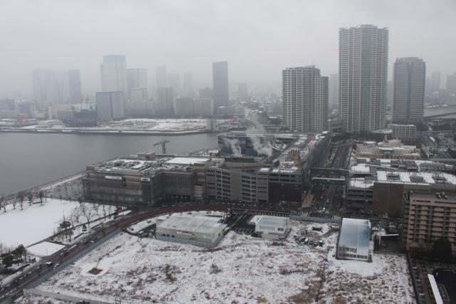 2012年2月の豊洲空間