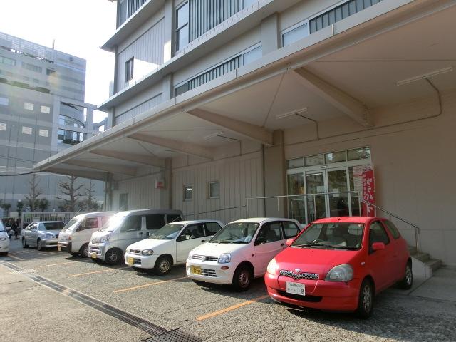 日本郵便 晴海支店まで散歩