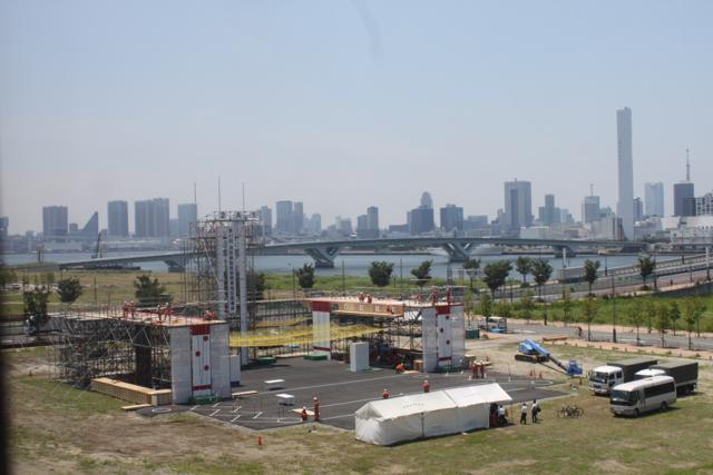 第41回消防救助技術関東地区指導会が豊洲で開催!