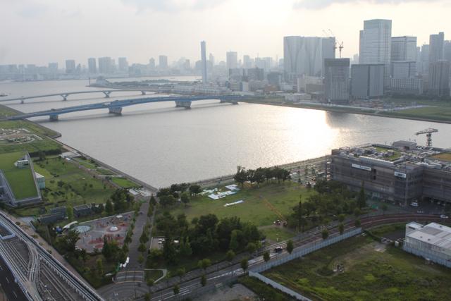 第24回東京湾大華火祭 前日