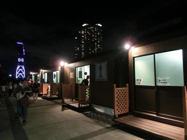豊洲オクトーバーフェスト2012 開催中