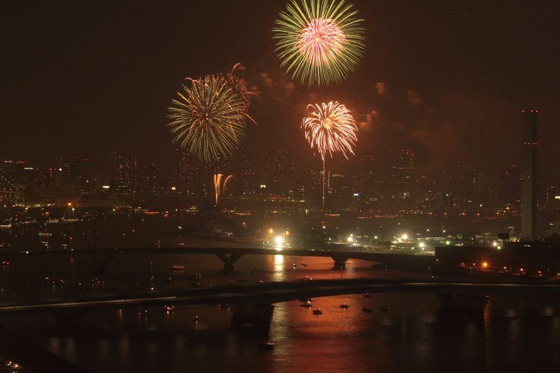 東京湾大華火祭 2013 in 豊洲(3)