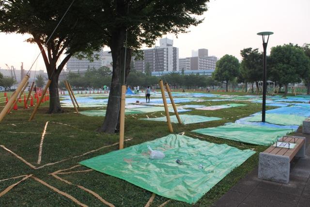 東京湾大華火祭 2013 in 豊洲(1)