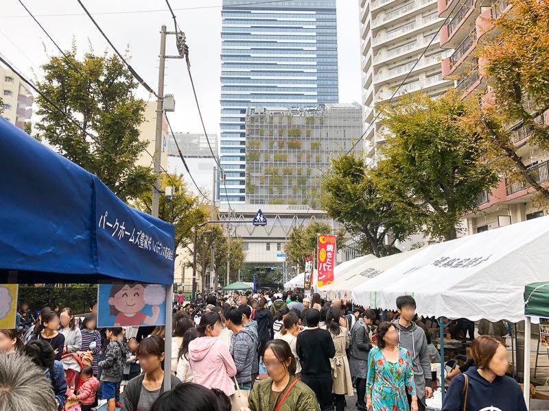 「豊洲五丁目」で第8回 「喰いしん坊祭り」開催