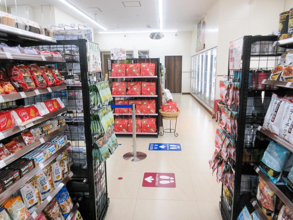 ナチュラルローソン 豊洲市場前店