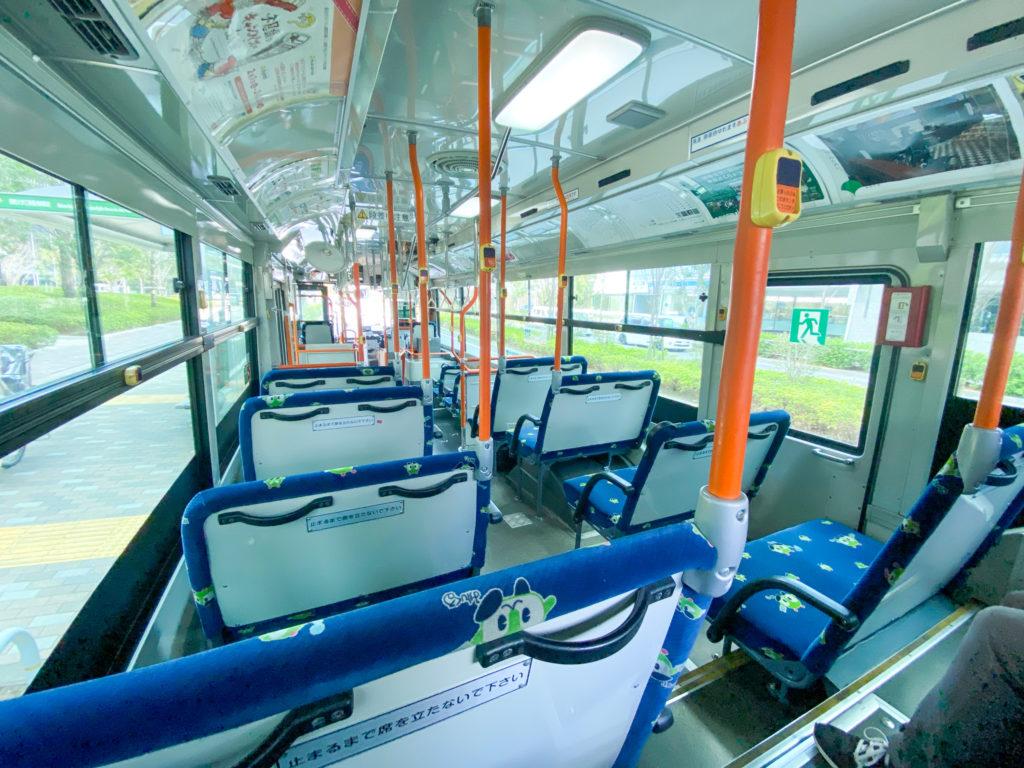 豊洲から都営バス