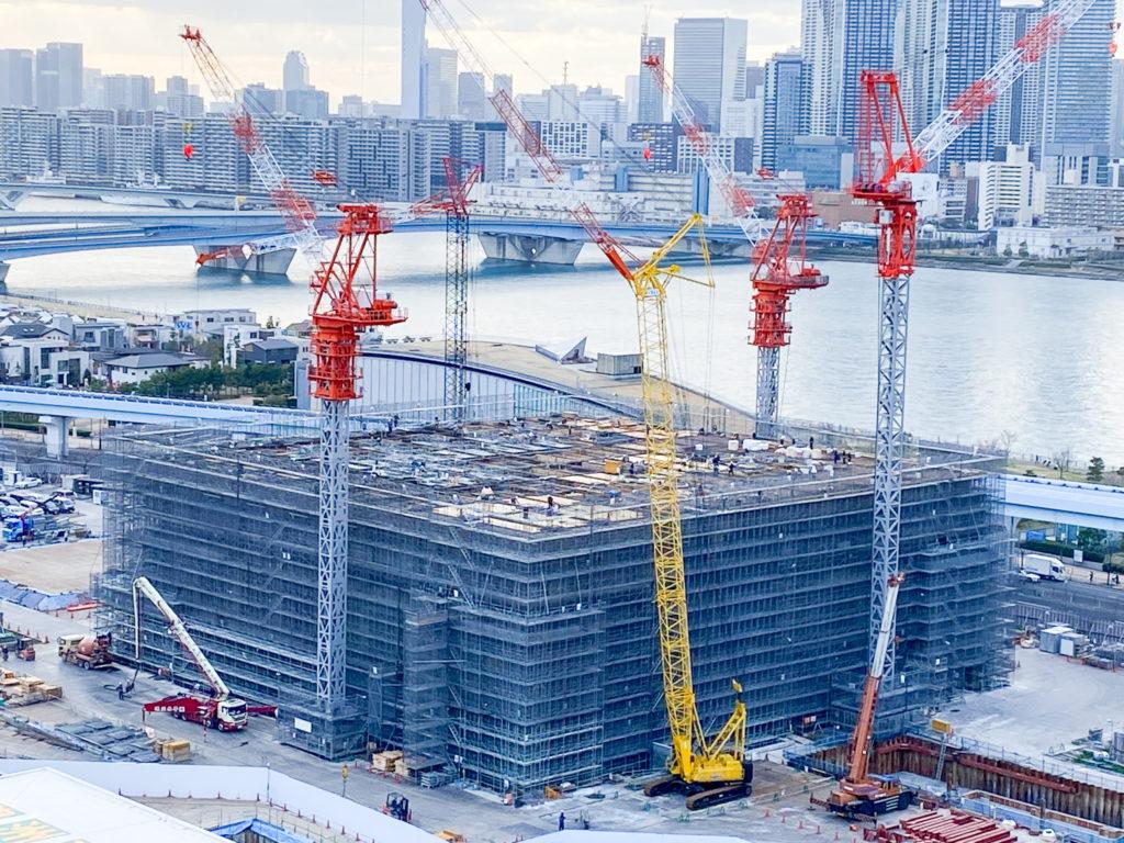 豊洲ブランズタワー(2020/03/09)
