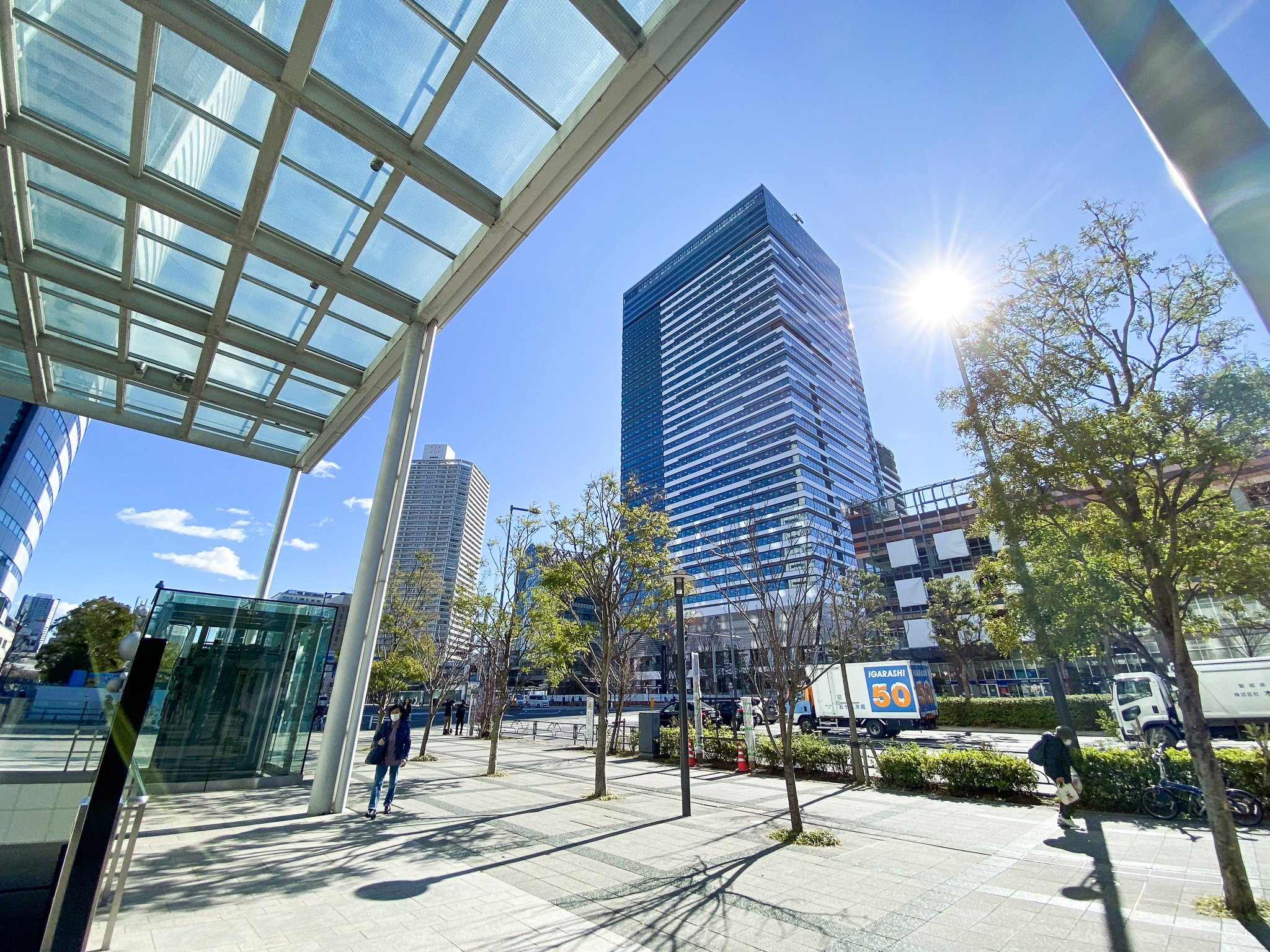 豊洲ベイサイドクロス3階に貸し会議室31 Buildge 5月上旬OPEN
